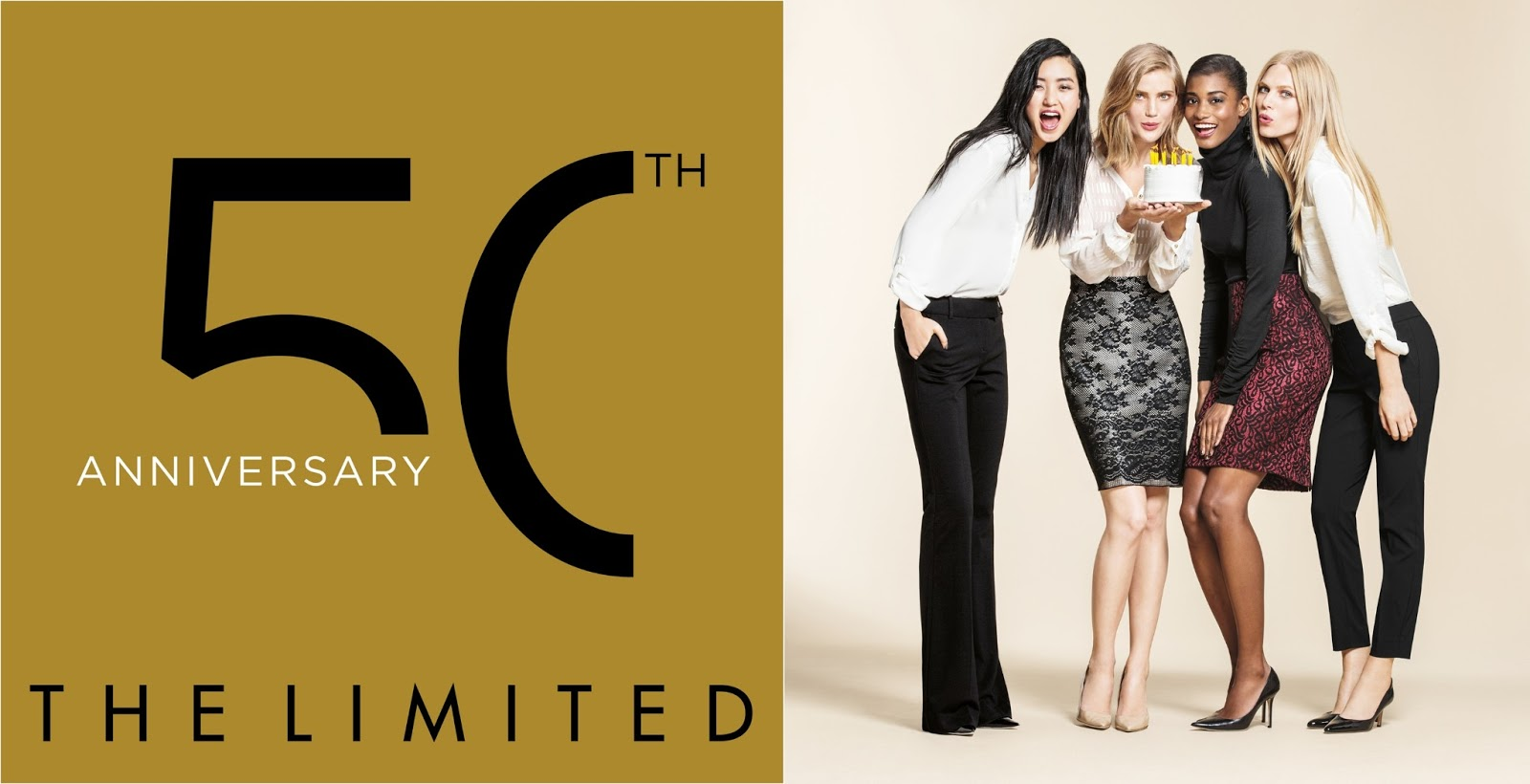 the limited celebrates years and partners dress for the iconic fashion powerhouse kick offs its celebrations a special initiative to support dress for success a nonprofit that offers professional