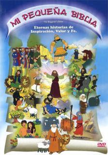 Mi Pequeña Biblia – DVDRIP LATINO