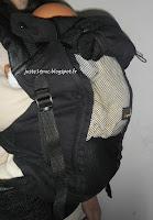physiocarrier nouveau-né porte-bébé préformé jpmbb porter portage fullbuckle
