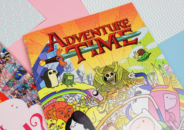 Adventure Time comic book