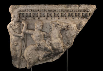 Επιστροφή ελληνικού αρχαίου από τη Νέα Υόρκη