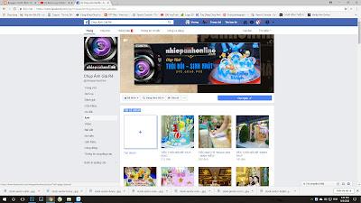 Fanpage Chụp Ảnh Giá Rẻ