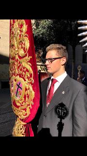 Enrique Muñoz será el pregonero de la Juventud Cofrade de Granada