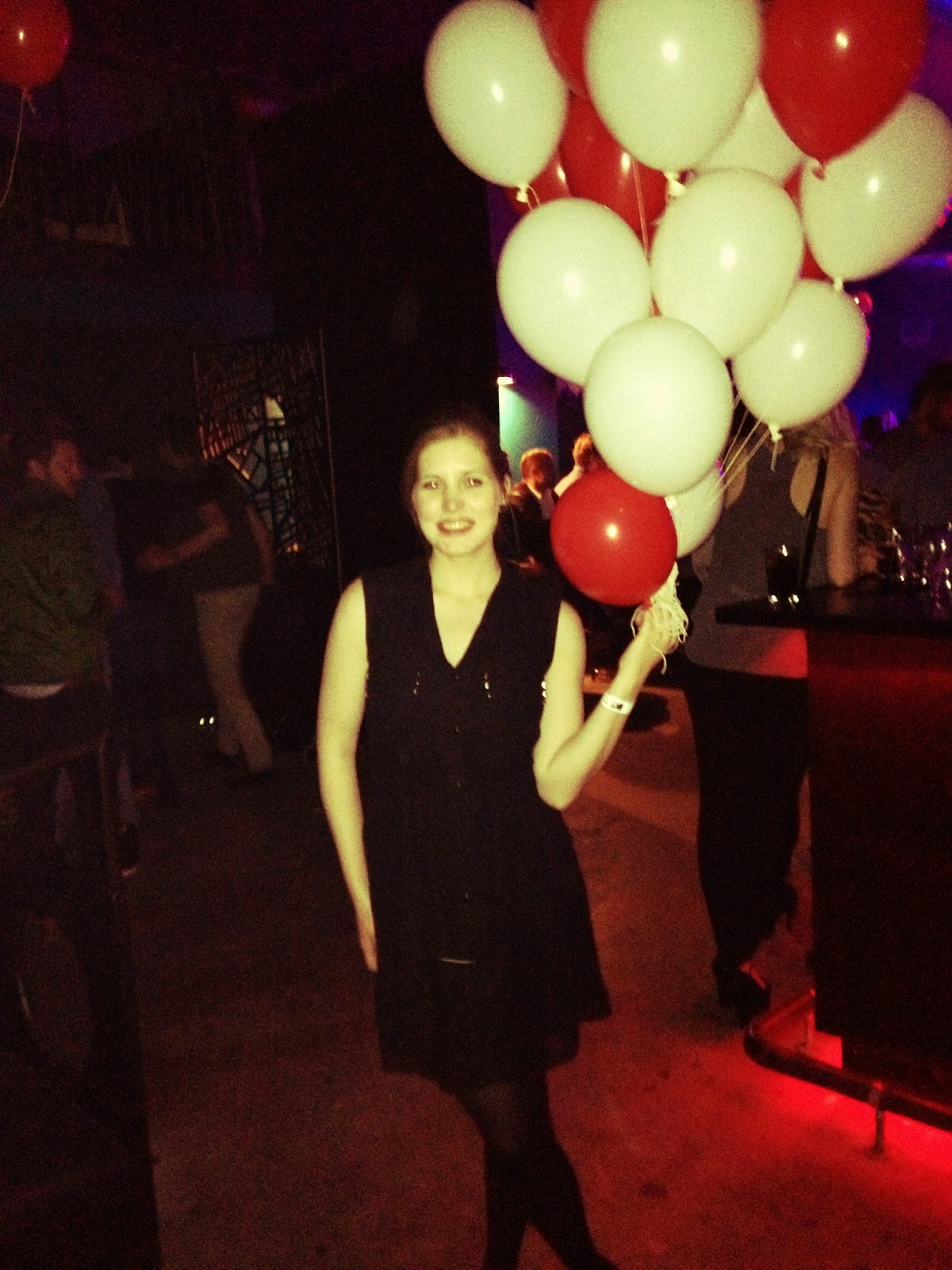 helium, balloner, kb3, mtv, fest, fødselsdag, bytur, party, grin, latter, grineflip, dans, bar, drinks, cocktails, sjov, sommer, kendte, gossip