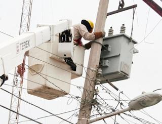 Apagon deja a 287 mil usuarios sin luz en Reynosa Tamaulipas