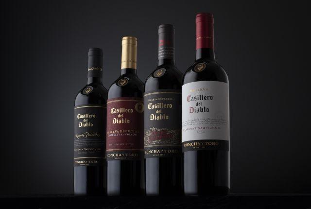 Vino chileno reconocido como segunda marca más poderosa del mundo