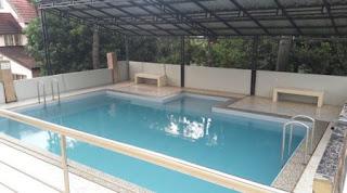 villa murah di lembang untuk family gathering