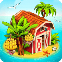 Farm Paradise: Hay Island Bay - VER. 1.49 Infinite Diamonds MOD APK