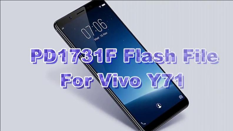 cara flash vivo y71 - firmware hp 87