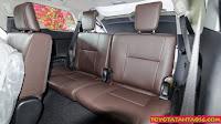 So sánh Toyota Fortuner với Hyundai Santafe ở bản máy dầu, 2 cầu, số tự động ảnh 7