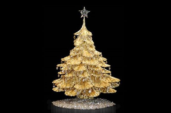 Cool FunPedia: The World's Most Expensive Christmas Trees