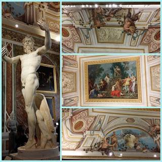 Sala Silen Galeria Borghese