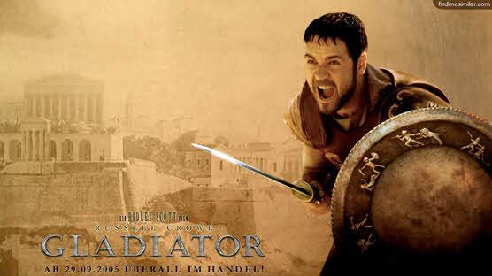 Gladiator (2000) a movies like Braveheart