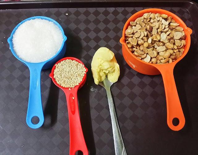 Resepi Bepang Kacang ,bahan-bahan Resepi Bepang Kacang