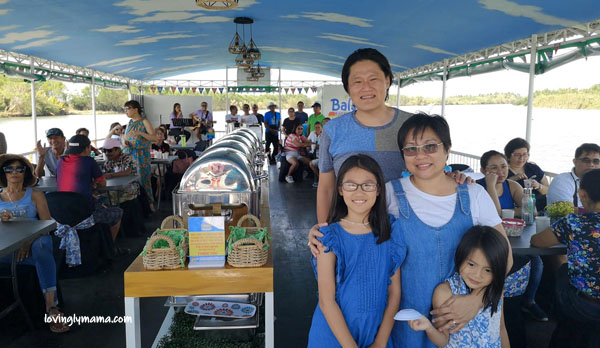 Balsa River Cruise in Ilog - Balsa River Cruise Native Floating Restaurant - family travel - summer - Bacolod mommy blogger - Balsa River Cruise rates - eat all you can buffet - unli-seafood