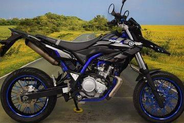 Sebelum Tutup Tahun 2018, Yamaha Siapkan Trail Untuk Lawan Kawasaki KLX150 Dan Honda CRF150L