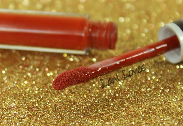 Notoriously Morbid Mystic Matte - Sacrifice Lipstick Swatches & Review
