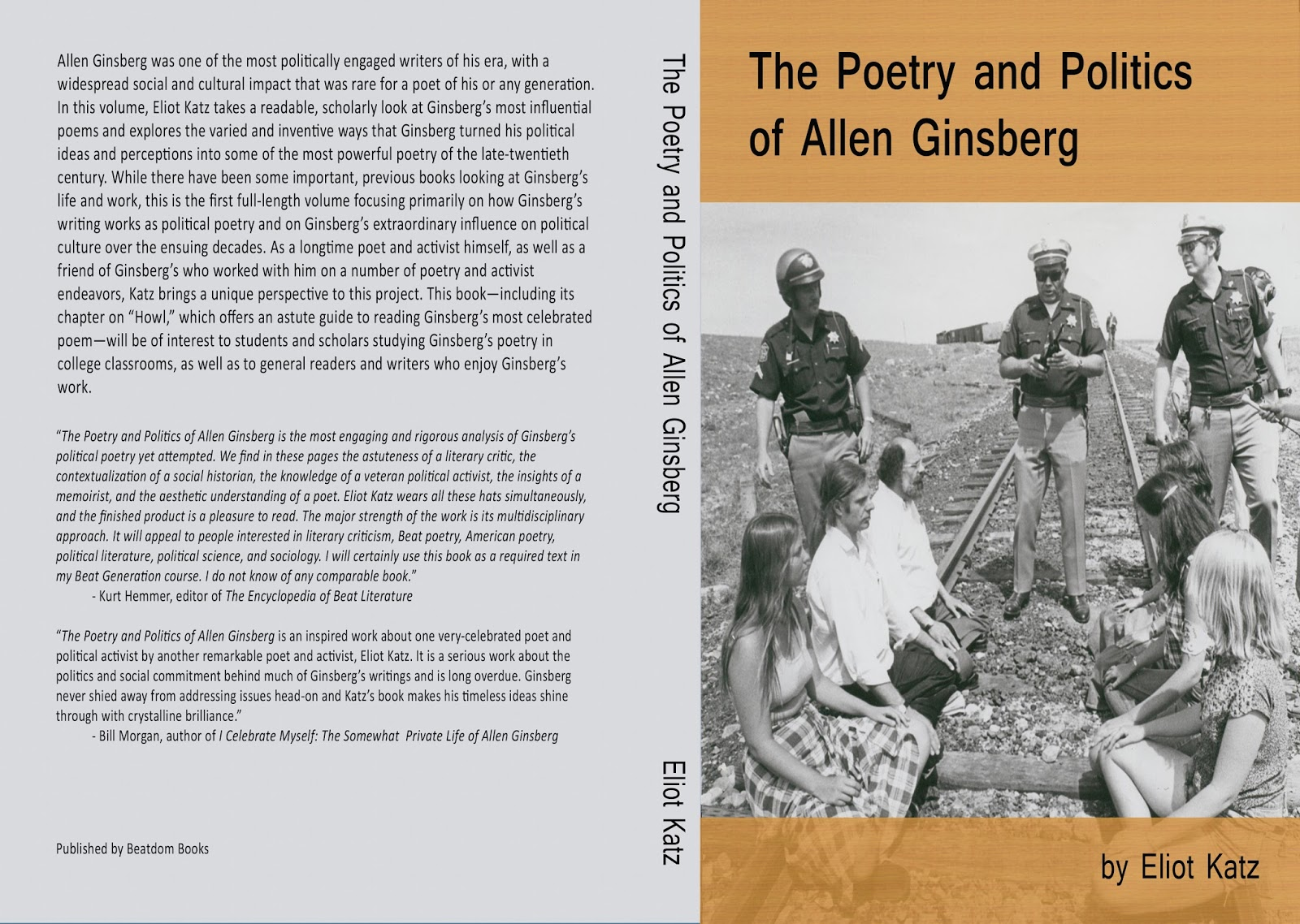 a literary analysis of for allen ginsberg