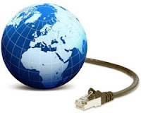Earth internet cable
