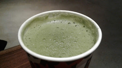 Starbucks Venti Matcha Green Tea Latte
