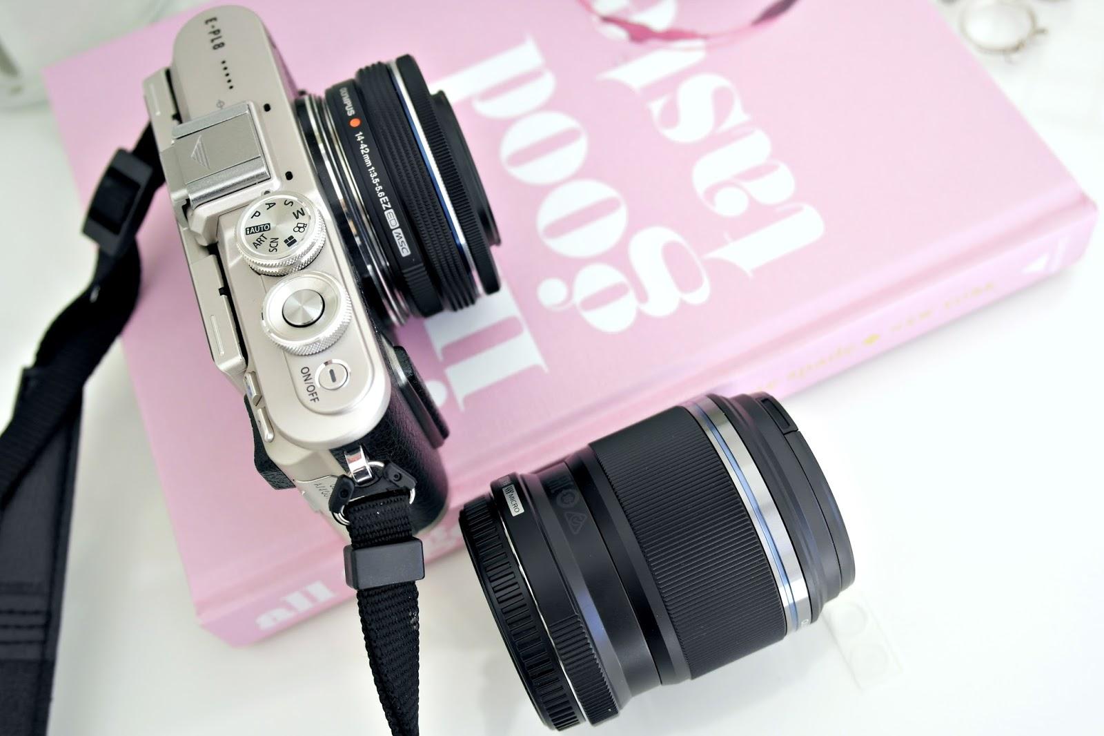Olympus 14-42mm lens vs 30mm lens