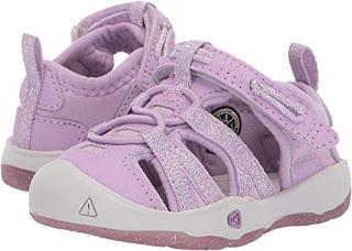 543078eb67ba Keen Kids Baby Girl s Moxie Sandal (Toddler) Lupine Vapor 6 M US Toddler  2019