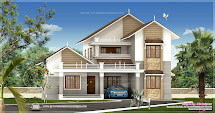 House with Sloped Roofs Designs