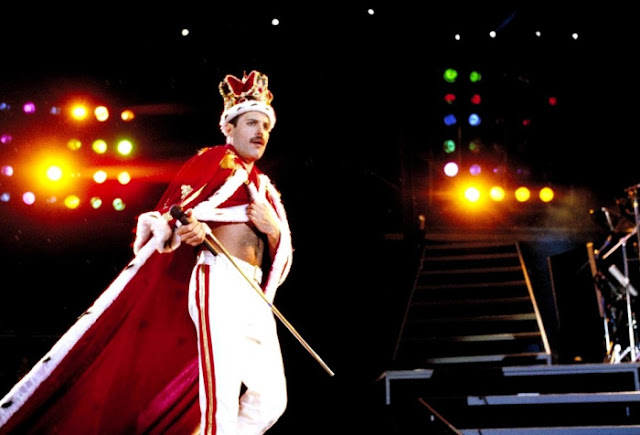 Un Clásico: Queen - We Are the Champions