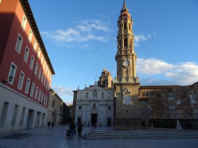 La Catedral del Salvador, Zaragoza