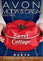 Catalogo Avon Moda y Casa Campaña 13 Agosto 2018