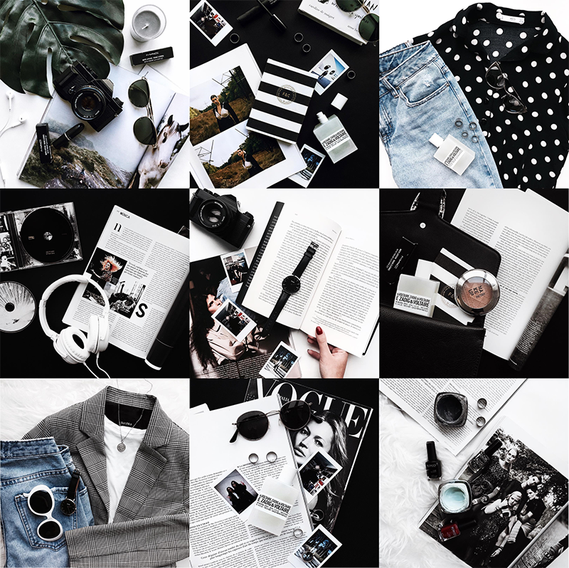 How To Master The Instagram Flatlay