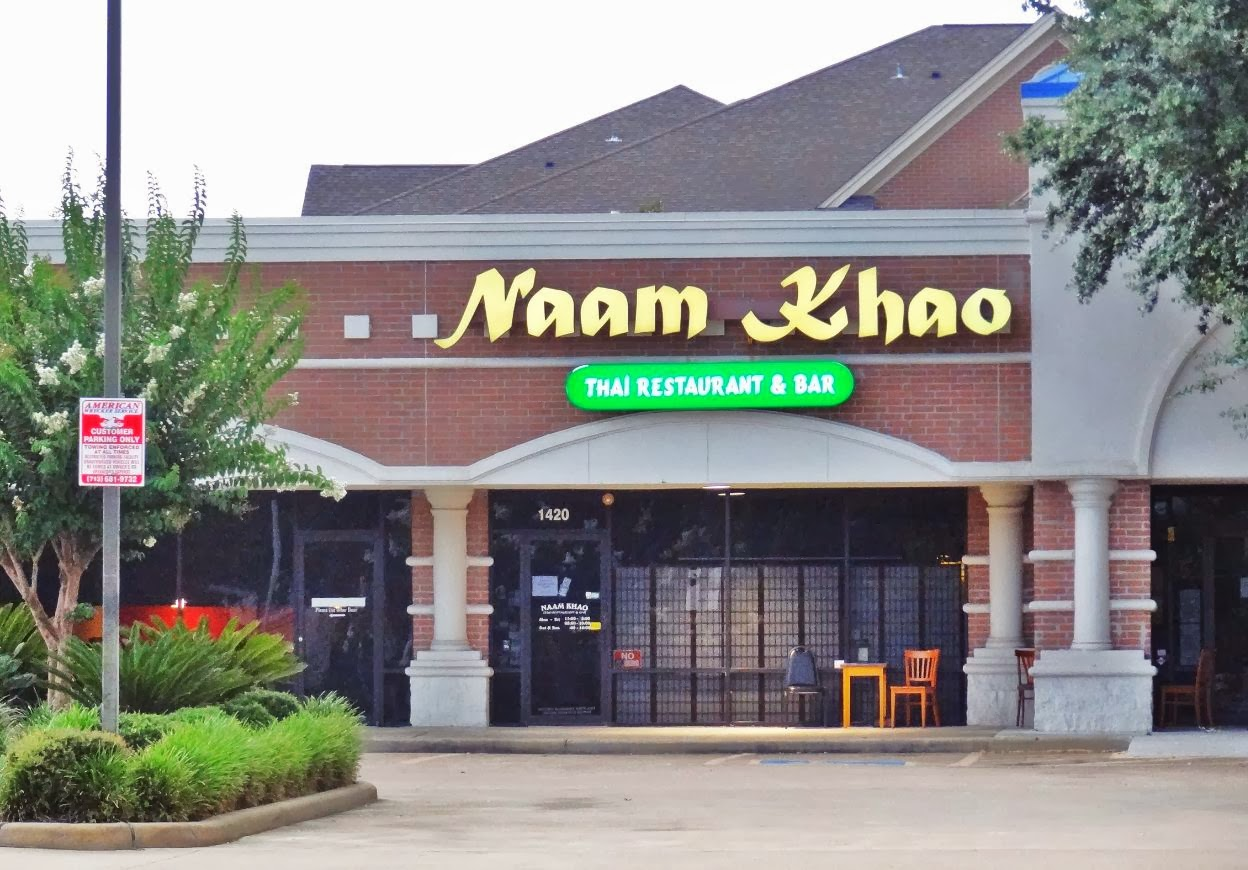 Naam Khao Thai Restaurant & Bar 1420 Eldridge Pkwy Houston, TX 77077