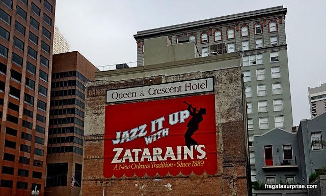 Downtown, Nova Orleans