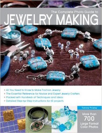 Books I'm In: Complete Photo Guide to Jewelry Making