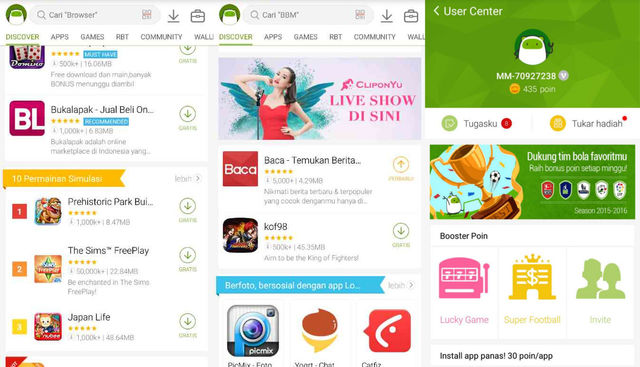 Mobomarket Apk Alternative Google Play Store