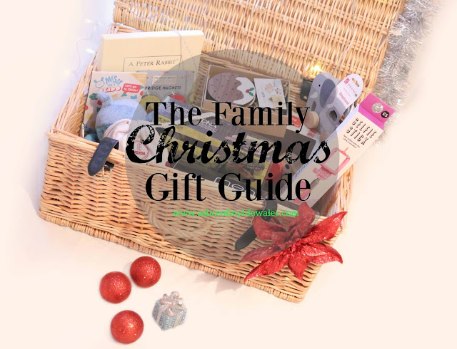 the family christmas gift guide - a gift guide including gifts for the whole family - children's christmas toys - adults Christmas treats