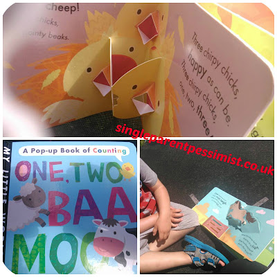 my little world pop up series books