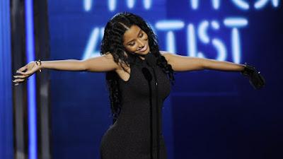 Nicki Minaj é indicada 3 vezes ao BET Awards 2018.