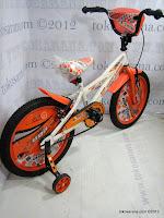 3 Sepeda Anak Bike Lord 1809W Dop New 2012 16 Inci