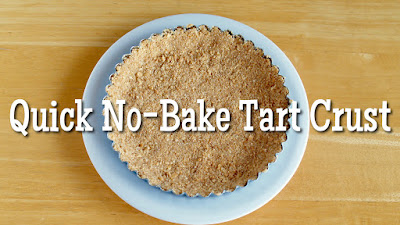 Quick No-Bake Sweet Tart Crust