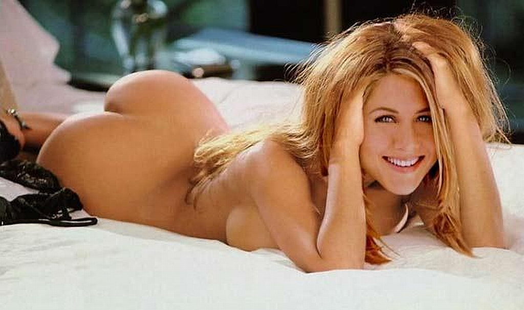 real jennifer aniston nudity pics