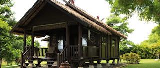 Bentuk cottages di Samawa Seaside