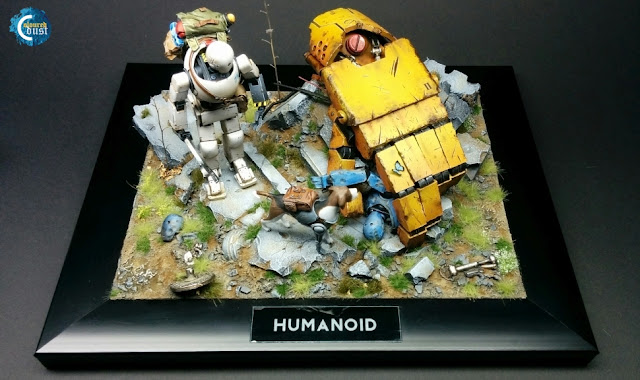 HUMANOID (Nuts Planet)
