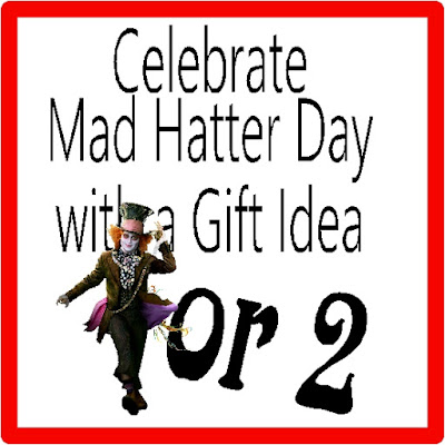 If you know a fan of the Mad Hatter from Alice in Wonderland, they will love any of these fun gift ideas for Christmas or their birthday.  Check it out today and be ready when the holidays come.