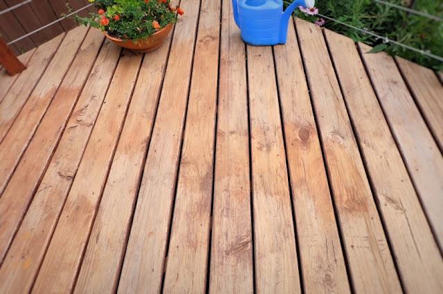 stain remaining redo deck strip remove refinish