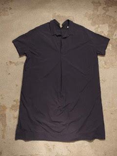 "TOUJOURS ""Open Back Yolk Skipper Shirt Dress"""