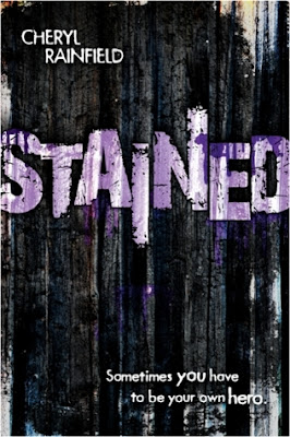 cover for book: Stained