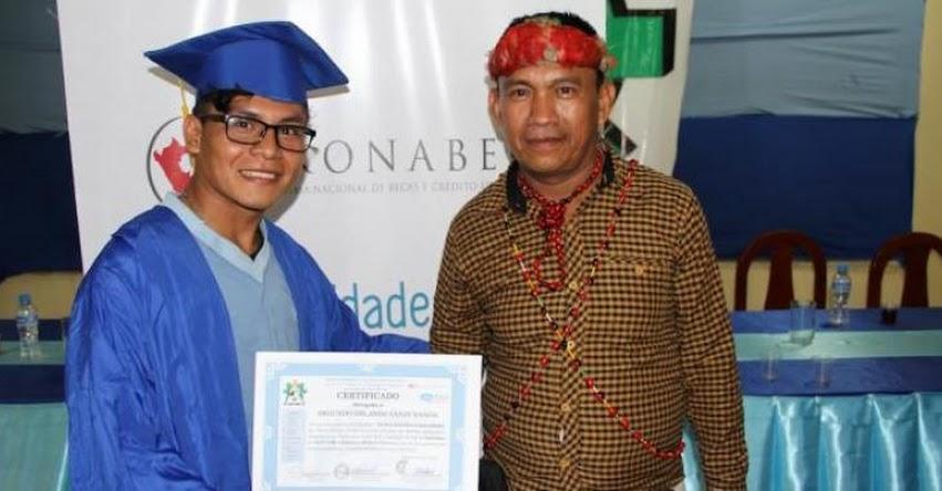 PRONABEC: Becarios de pueblos indígenas culminan módulo de enseñanza de beca técnico productiva - www.pronabec.gob.pe