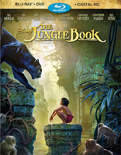 The DVD & Blu-ray Release Report, The Jungle Book, Ralph Tribbey
