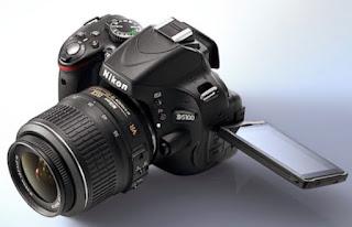 Spesifikasi Dan Harga Kamera Nikon D5100